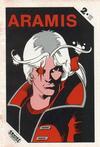 Cover for Aramis (Fictioneer Books, Ltd., 1988 series) #2