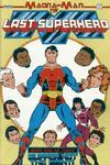 Cover for Magna-Man: The Last Superhero (Fictioneer Books, Ltd., 1988 series) #1