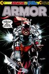 Cover for Armor (Continuity, 1985 series) #1 [First Print]