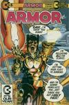 Cover for Armor (Continuity, 1985 series) #5