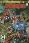 Cover for Armor (Continuity, 1985 series) #12 [Direct Edition]