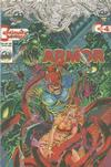 Cover for Armor (Continuity, 1993 series) #4