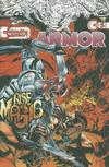 Cover for Armor (Continuity, 1993 series) #5