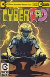 Cover for CyberRad (Continuity, 1991 series) #1 [Direct Edition]