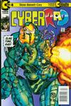 Cover for CyberRad (Continuity, 1991 series) #4 [Newsstand Edition]