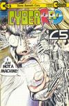 Cover for CyberRad (Continuity, 1991 series) #5 [Direct Edition]