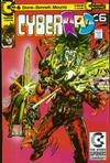 Cover for CyberRad (Continuity, 1991 series) #6 [Direct Edition]
