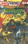 Cover for Hybrids (Continuity, 1993 series) #3