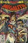Cover for Megalith (Continuity, 1989 series) #2 [Direct Edition]