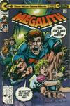 Cover for Megalith (Continuity, 1989 series) #6
