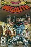 Cover for Megalith (Continuity, 1989 series) #1