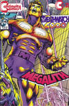 Cover for Megalith (Continuity, 1993 series) #2