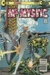 Cover for Ms. Mystic (Continuity, 1987 series) #5 [Newsstand Edition]