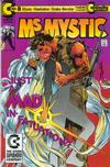 Cover for Ms. Mystic (Continuity, 1987 series) #8