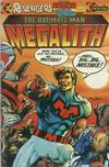 Cover for The Revengers Featuring Megalith (Continuity, 1985 series) #2