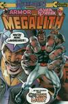 Cover for The Revengers Featuring Megalith (Continuity, 1985 series) #3