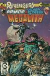 Cover for The Revengers Featuring Megalith (Continuity, 1985 series) #4