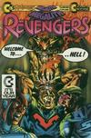 Cover for The Revengers Featuring Megalith (Continuity, 1985 series) #5