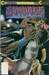 Cover for Samuree (Continuity, 1987 series) #2