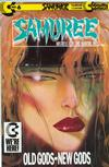 Cover for Samuree (Continuity, 1987 series) #6 [Direct]