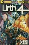 Cover for Urth 4 (Continuity, 1989 series) #1 [Direct Edition]