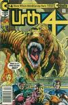 Cover for Urth 4 (Continuity, 1989 series) #4 [Newsstand Edition]