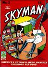 Cover for Skyman (Columbia, 1941 series) #2
