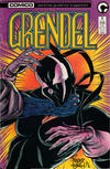 Cover for Grendel (Comico, 1986 series) #3 [Direct Edition]