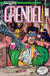 Cover for Grendel (Comico, 1986 series) #10 [Direct]