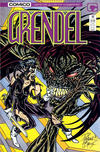 Cover for Grendel (Comico, 1986 series) #12 [Direct Edition]