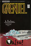 Cover for Grendel (Comico, 1986 series) #16