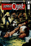 Cover for Jonny Quest (Comico, 1986 series) #12