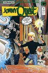 Cover for Jonny Quest (Comico, 1986 series) #13