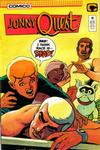 Cover for Jonny Quest (Comico, 1986 series) #15