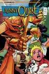 Cover for Jonny Quest (Comico, 1986 series) #17