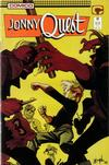 Cover for Jonny Quest (Comico, 1986 series) #31