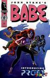 Cover for Babe (Dark Horse, 1994 series) #3