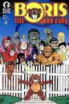 Cover for Boris the Bear (Dark Horse, 1986 series) #3