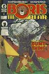 Cover for Boris the Bear (Dark Horse, 1986 series) #5