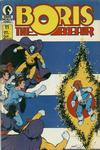 Cover for Boris the Bear (Dark Horse, 1986 series) #11