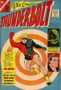 Cover Thumbnail for Thunderbolt (Charlton, 1966 series) #1