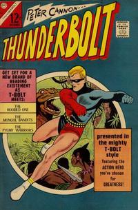 Cover Thumbnail for Thunderbolt (Charlton, 1966 series) #54