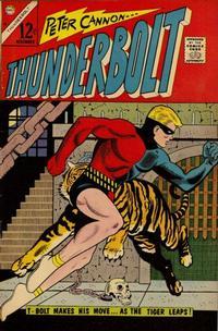 Cover Thumbnail for Thunderbolt (Charlton, 1966 series) #55