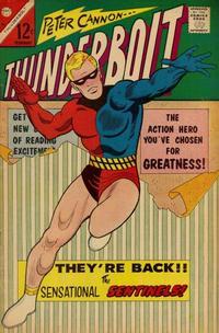 Cover Thumbnail for Thunderbolt (Charlton, 1966 series) #56