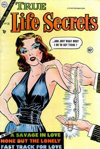 Cover Thumbnail for True Life Secrets (Charlton, 1951 series) #23