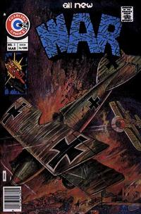 Cover Thumbnail for War (Charlton, 1975 series) #5