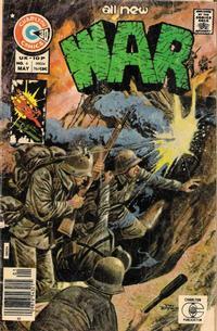 Cover Thumbnail for War (Charlton, 1975 series) #6