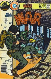 Cover Thumbnail for War (Charlton, 1975 series) #9