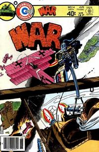 Cover Thumbnail for War (Charlton, 1975 series) #14
