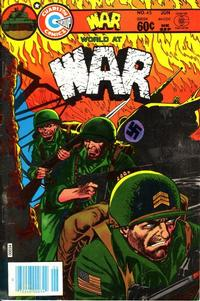 Cover Thumbnail for War (Charlton, 1975 series) #45